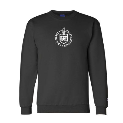 Big Daddy Embroidered Crewneck Sweatshirt (Black)