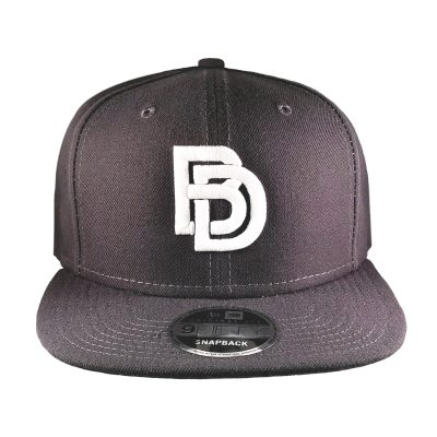 "Big Daddy Puff ""Logo"" Snapback Hat (Graphite)"