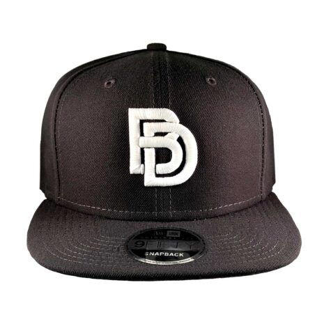 "Big Daddy Puff ""Logo"" Snapback Hat (Black)"