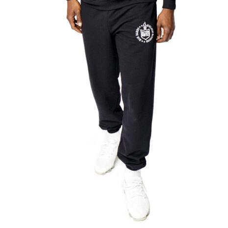 "Big Daddy ""Crest"" Embroidered Champion® Sweatpants (Black)"
