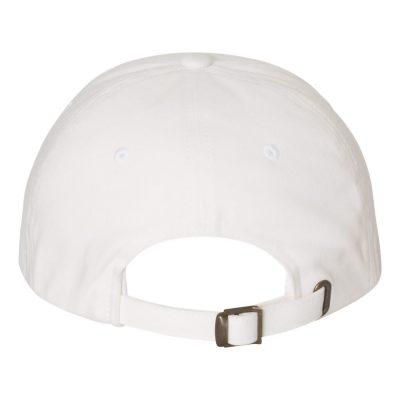"Big Daddy ""Signature"" Dad Hat (White)"