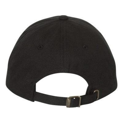 "Big Daddy ""Signature"" Dad Hat (Black)"