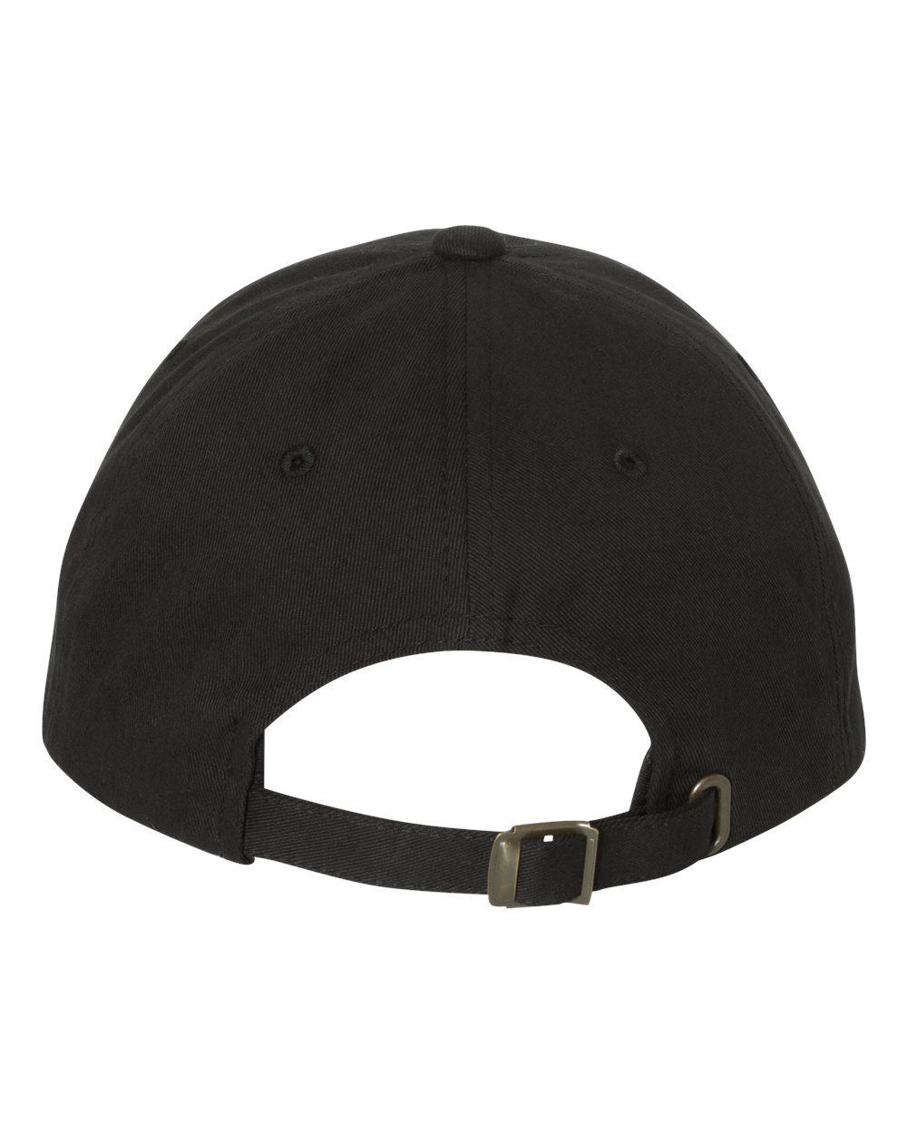Big Daddy Signature Dad Hat Black