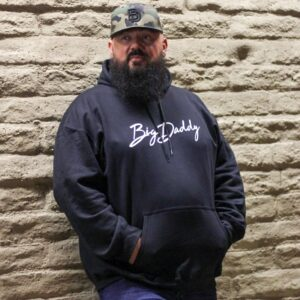 Big Daddy Signature Hoodie (Black)