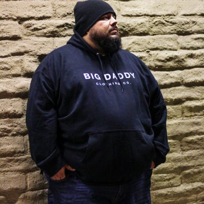 Big Daddy Sleek Hoodie (Black)