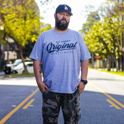Big Daddy Original Tee