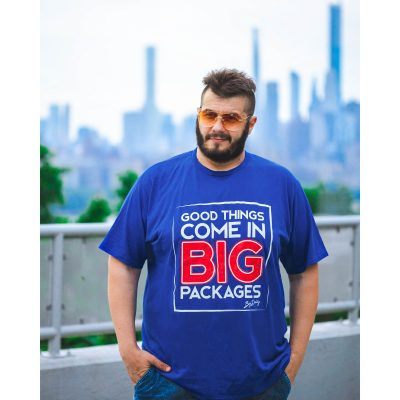 Good Things Big Packages Tee