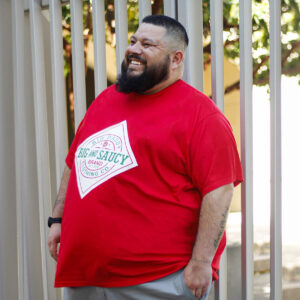Big and Saucy Big Daddy Clothing Tee