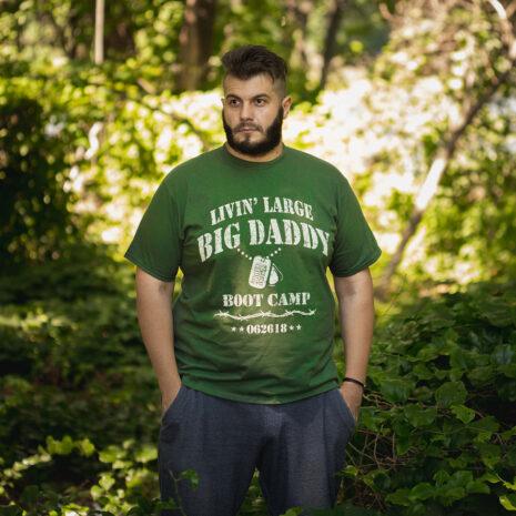 Big Daddy Boot Camp Tee