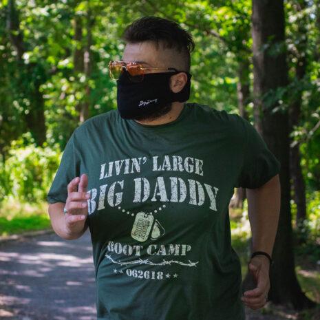Big Daddy Bootcamp Tee
