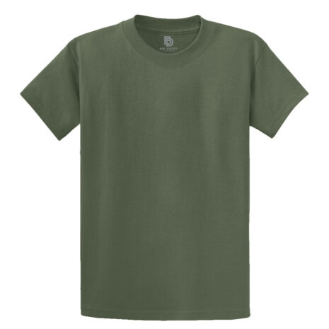BD00250046-Basics-Military-Green