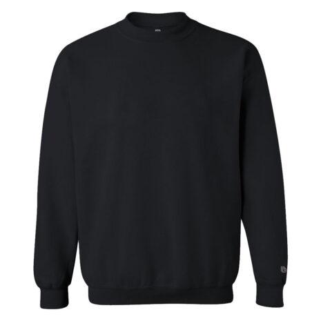 Big Daddy Basics Black Crewneck Sweatshirt