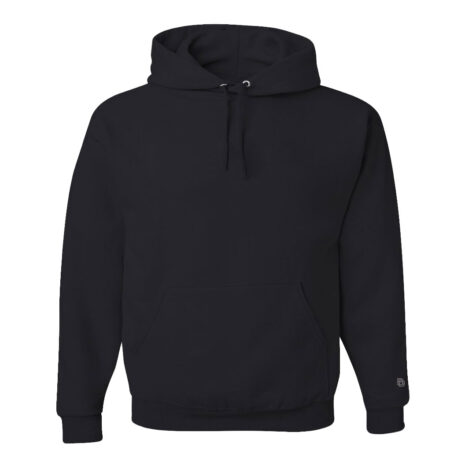 Big Daddy Basics Black Hoodie Sweatshirt