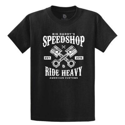 Big Daddy's Speed Shop Tee