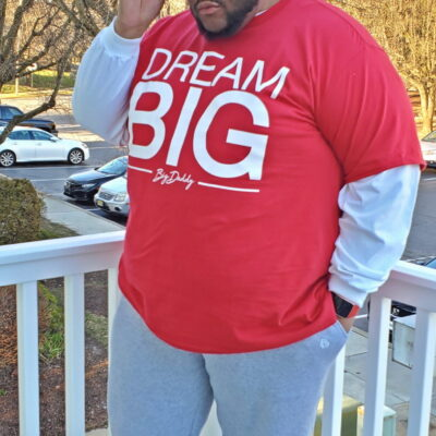 Big Daddy's Dream Big Tee