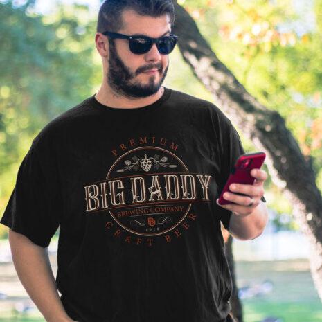 Big Daddy Brewing Company Tee