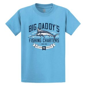 Big Daddy's Fishing Charters.