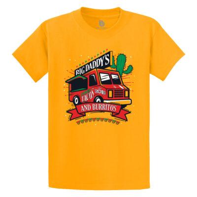 Big Daddy's Taco Truck Tee