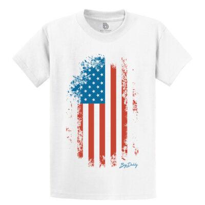 Big Daddy USA Flag Tee